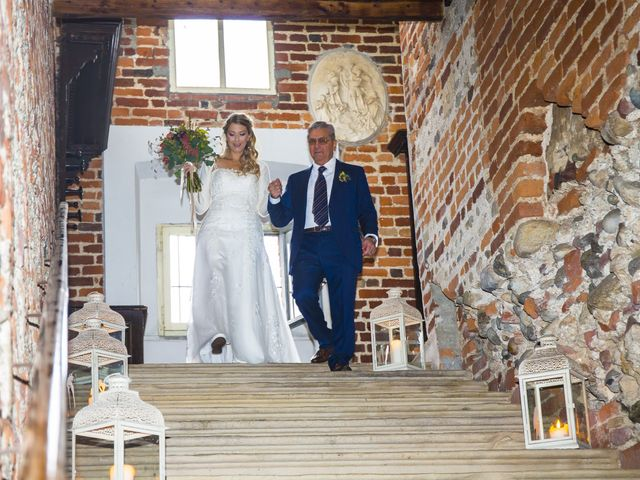 Il matrimonio di Davide e Valentina a Sulbiate, Monza e Brianza 49