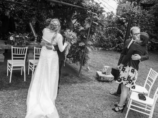 Il matrimonio di Davide e Valentina a Sulbiate, Monza e Brianza 53
