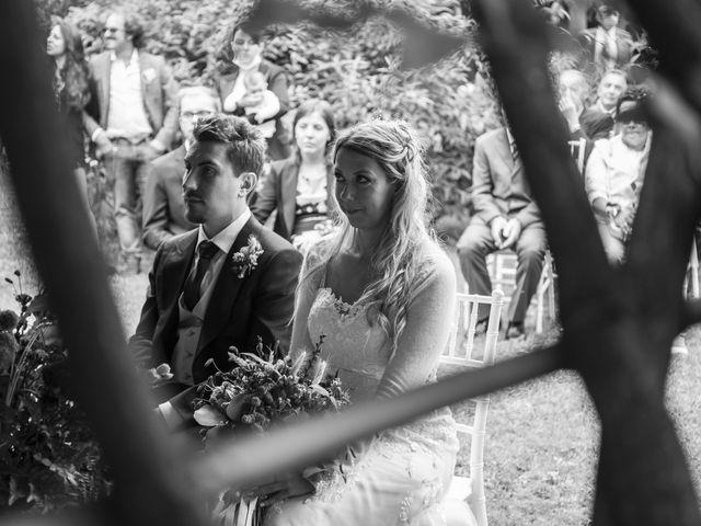 Il matrimonio di Davide e Valentina a Sulbiate, Monza e Brianza 54