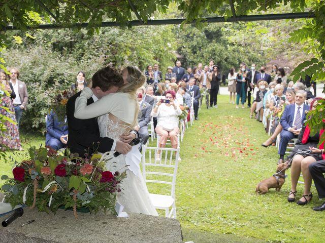Il matrimonio di Davide e Valentina a Sulbiate, Monza e Brianza 57