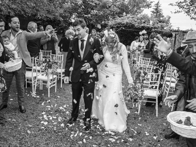 Il matrimonio di Davide e Valentina a Sulbiate, Monza e Brianza 61