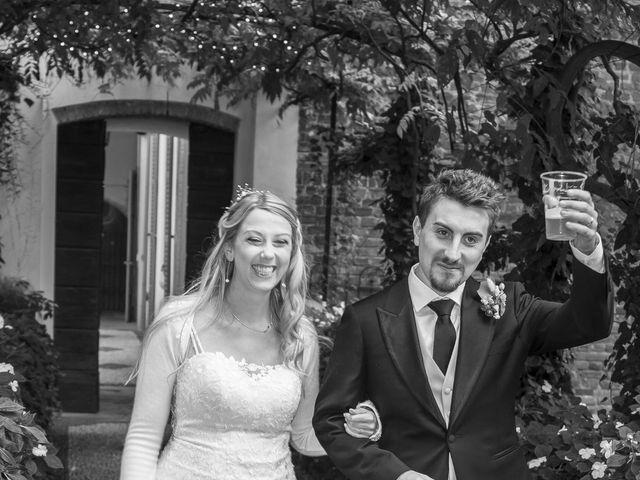 Il matrimonio di Davide e Valentina a Sulbiate, Monza e Brianza 65