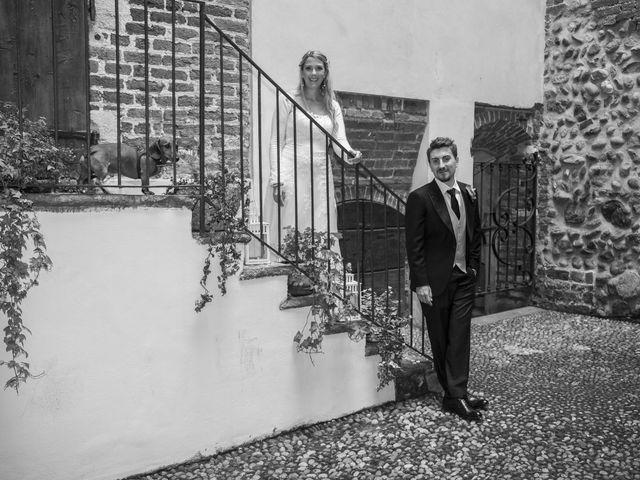 Il matrimonio di Davide e Valentina a Sulbiate, Monza e Brianza 66