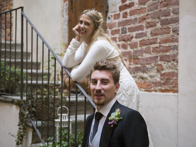 Il matrimonio di Davide e Valentina a Sulbiate, Monza e Brianza 68