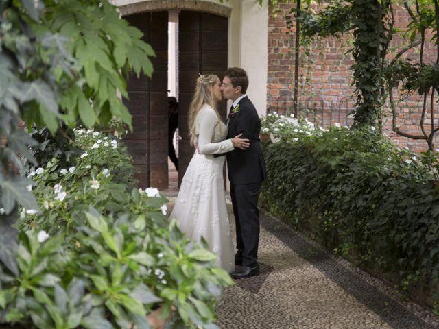 Il matrimonio di Davide e Valentina a Sulbiate, Monza e Brianza 73