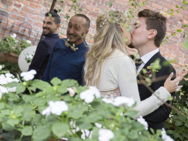 Il matrimonio di Davide e Valentina a Sulbiate, Monza e Brianza 76