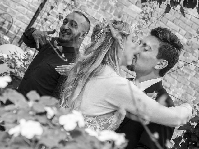 Il matrimonio di Davide e Valentina a Sulbiate, Monza e Brianza 77
