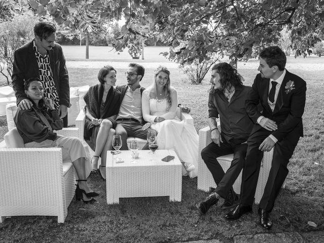 Il matrimonio di Davide e Valentina a Sulbiate, Monza e Brianza 80