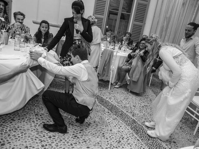 Il matrimonio di Davide e Valentina a Sulbiate, Monza e Brianza 84