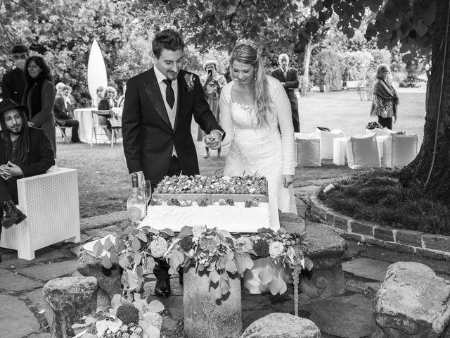Il matrimonio di Davide e Valentina a Sulbiate, Monza e Brianza 86