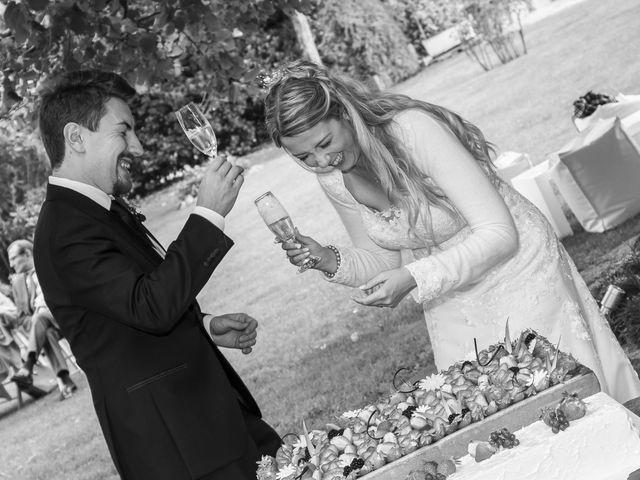 Il matrimonio di Davide e Valentina a Sulbiate, Monza e Brianza 88