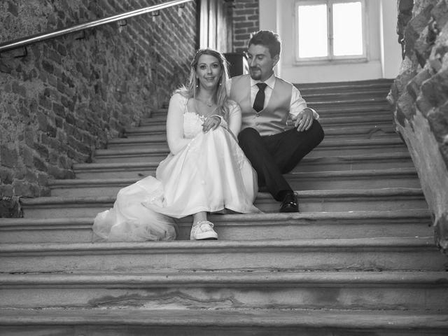 Il matrimonio di Davide e Valentina a Sulbiate, Monza e Brianza 95