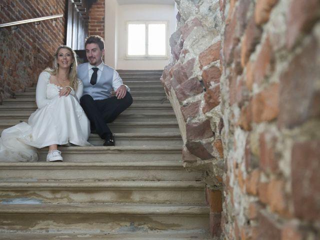 Il matrimonio di Davide e Valentina a Sulbiate, Monza e Brianza 96