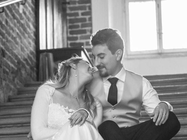 Il matrimonio di Davide e Valentina a Sulbiate, Monza e Brianza 97