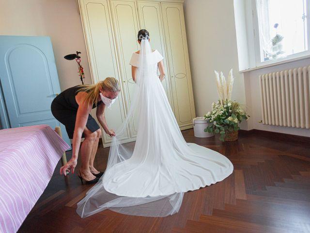 Il matrimonio di Francesco e Marta a Borghetto Lodigiano, Lodi 24