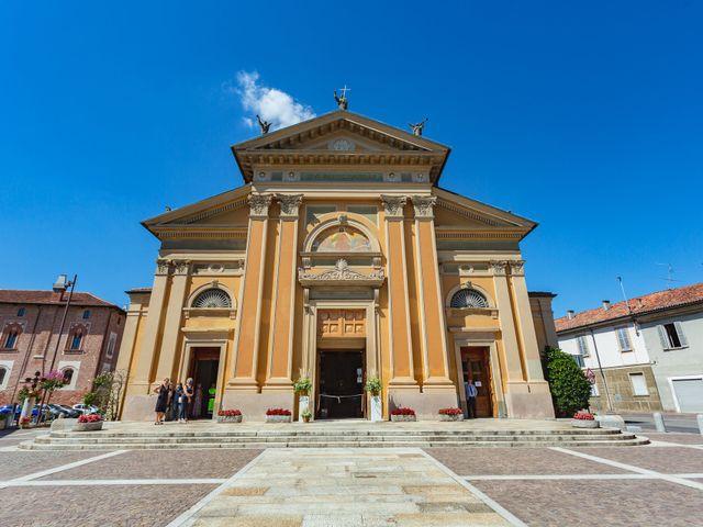 Il matrimonio di Francesco e Marta a Borghetto Lodigiano, Lodi 32