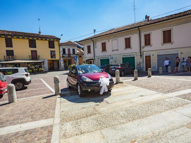 Il matrimonio di Francesco e Marta a Borghetto Lodigiano, Lodi 34