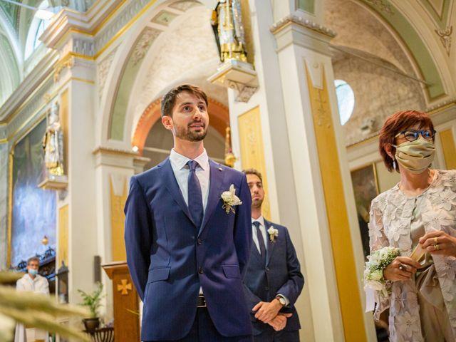 Il matrimonio di Francesco e Marta a Borghetto Lodigiano, Lodi 35
