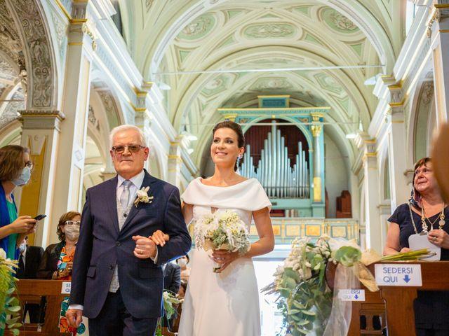 Il matrimonio di Francesco e Marta a Borghetto Lodigiano, Lodi 37