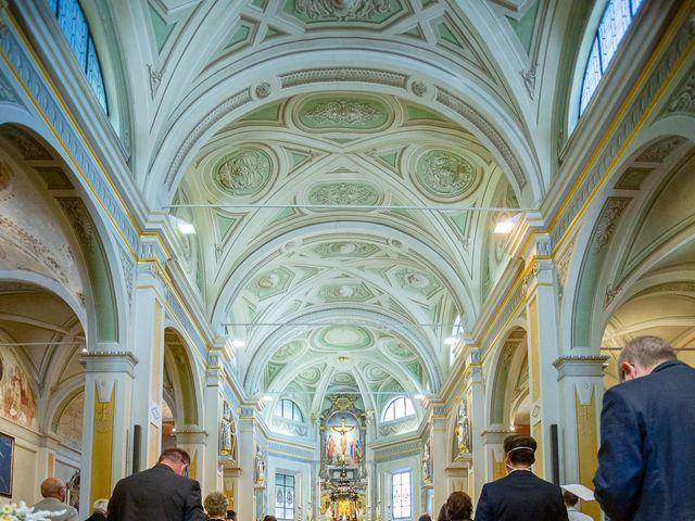 Il matrimonio di Francesco e Marta a Borghetto Lodigiano, Lodi 38