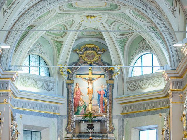 Il matrimonio di Francesco e Marta a Borghetto Lodigiano, Lodi 40