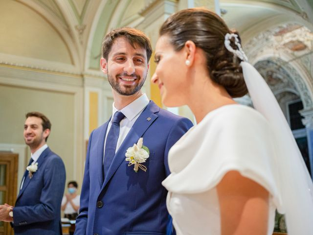 Il matrimonio di Francesco e Marta a Borghetto Lodigiano, Lodi 45