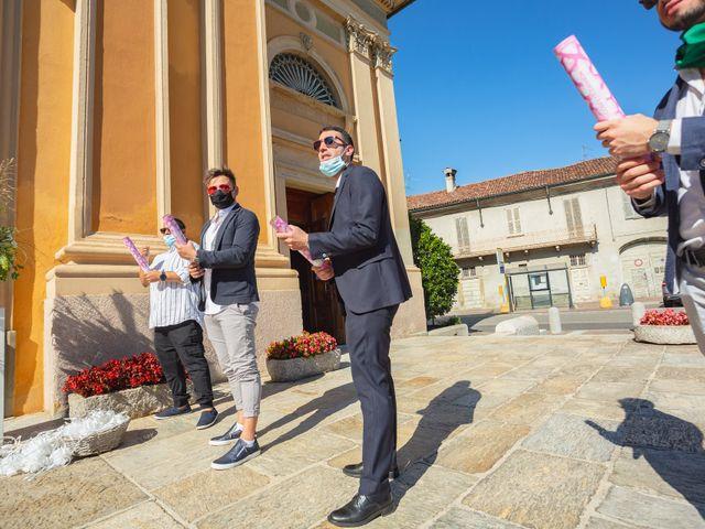 Il matrimonio di Francesco e Marta a Borghetto Lodigiano, Lodi 49