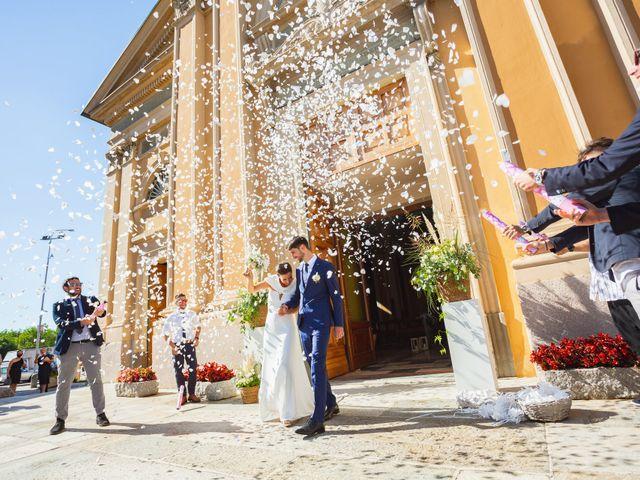 Il matrimonio di Francesco e Marta a Borghetto Lodigiano, Lodi 50
