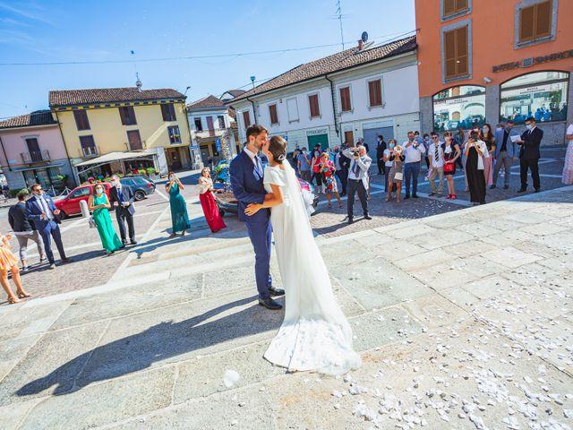 Il matrimonio di Francesco e Marta a Borghetto Lodigiano, Lodi 51