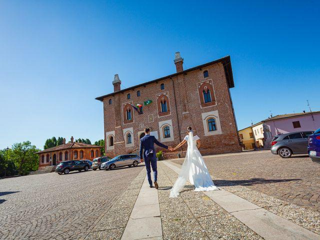 Il matrimonio di Francesco e Marta a Borghetto Lodigiano, Lodi 53