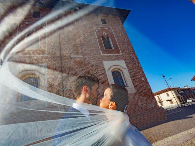 Il matrimonio di Francesco e Marta a Borghetto Lodigiano, Lodi 54