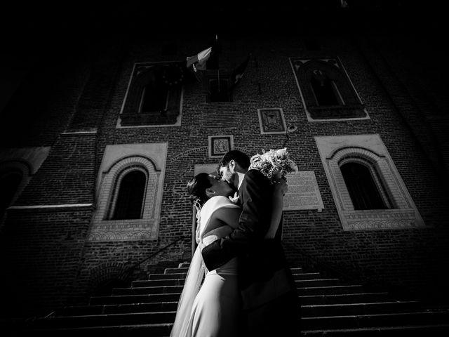 Il matrimonio di Francesco e Marta a Borghetto Lodigiano, Lodi 55