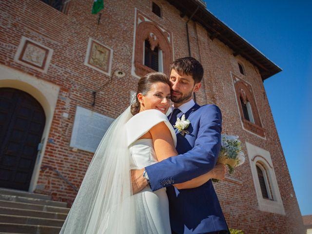 Il matrimonio di Francesco e Marta a Borghetto Lodigiano, Lodi 56