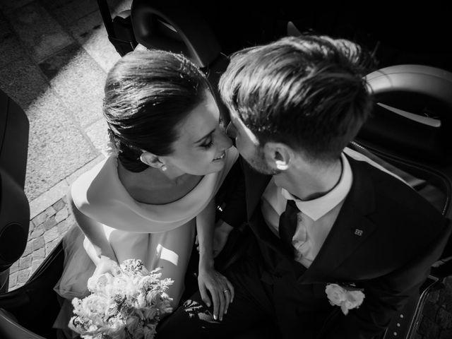 Il matrimonio di Francesco e Marta a Borghetto Lodigiano, Lodi 57