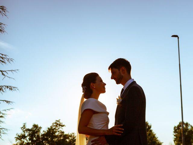 Il matrimonio di Francesco e Marta a Borghetto Lodigiano, Lodi 82