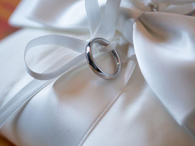 Il matrimonio di Matteo e Manuela a Erbusco, Brescia 7