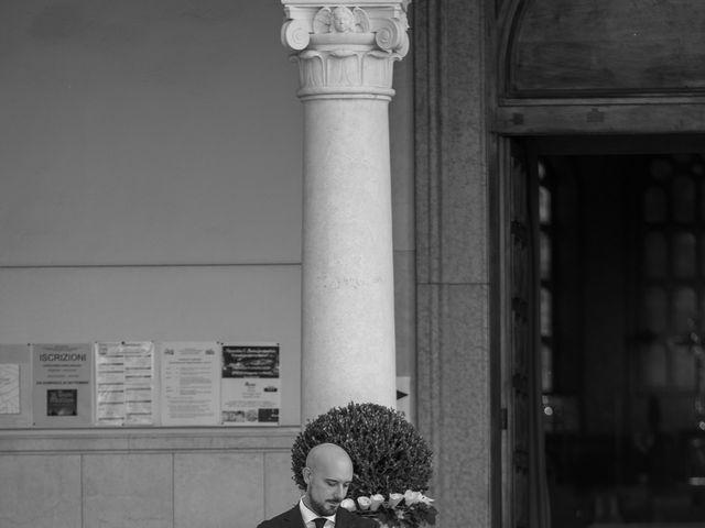 Il matrimonio di Matteo e Manuela a Erbusco, Brescia 13