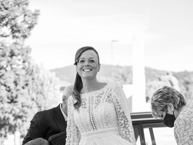 Il matrimonio di Matteo e Manuela a Erbusco, Brescia 14