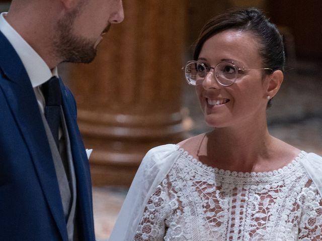 Il matrimonio di Matteo e Manuela a Erbusco, Brescia 19