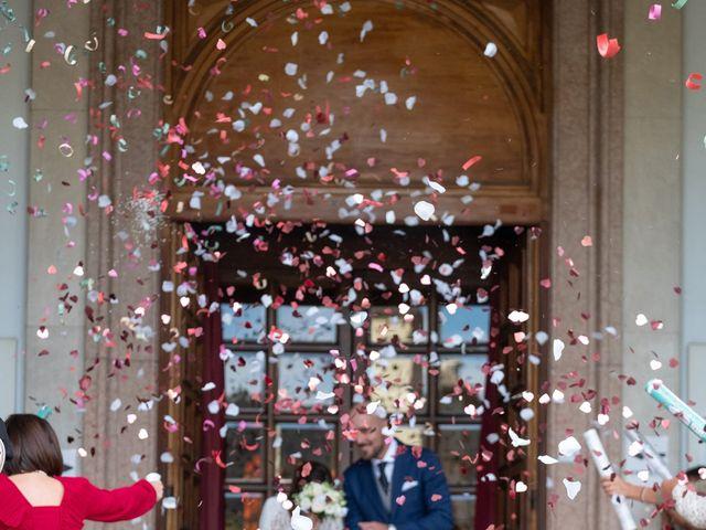 Il matrimonio di Matteo e Manuela a Erbusco, Brescia 20