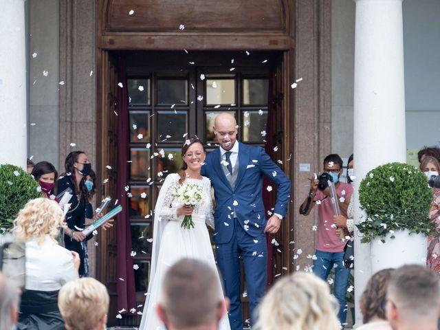 Il matrimonio di Matteo e Manuela a Erbusco, Brescia 22