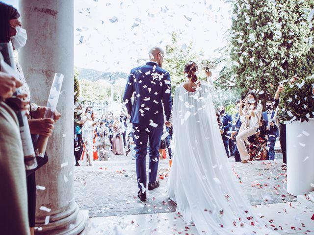 Il matrimonio di Matteo e Manuela a Erbusco, Brescia 23