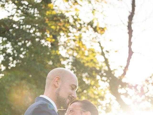 Il matrimonio di Matteo e Manuela a Erbusco, Brescia 24