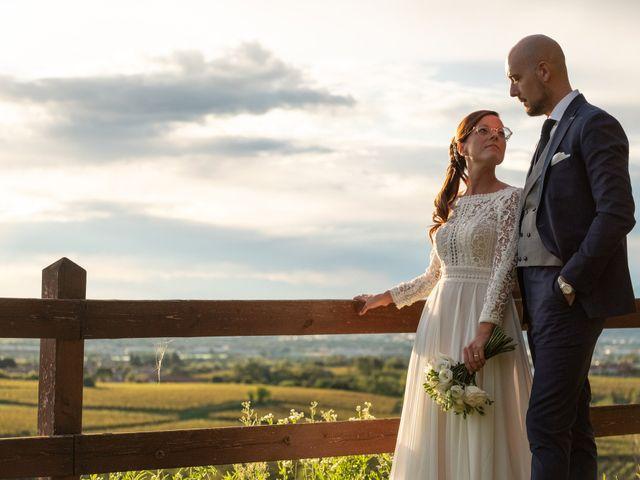 Il matrimonio di Matteo e Manuela a Erbusco, Brescia 29