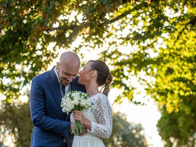 Il matrimonio di Matteo e Manuela a Erbusco, Brescia 30