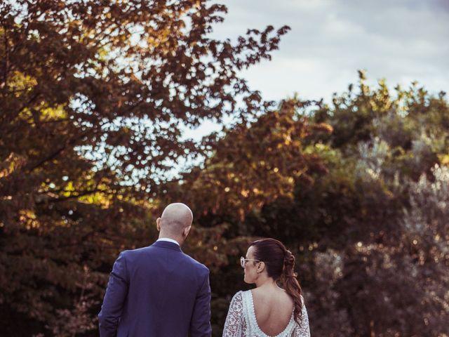 Il matrimonio di Matteo e Manuela a Erbusco, Brescia 31