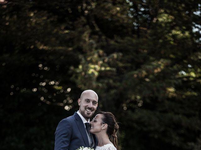 Il matrimonio di Matteo e Manuela a Erbusco, Brescia 32