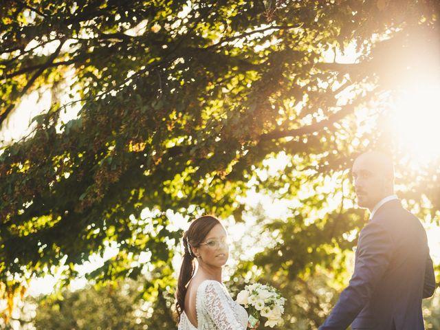 Il matrimonio di Matteo e Manuela a Erbusco, Brescia 33