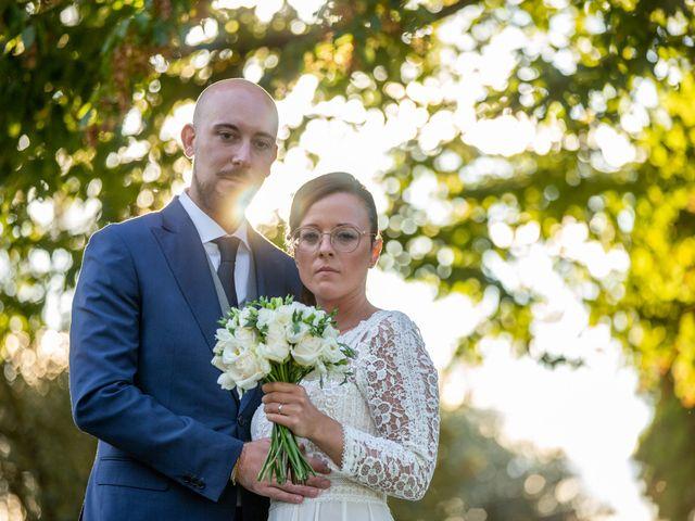 Il matrimonio di Matteo e Manuela a Erbusco, Brescia 34