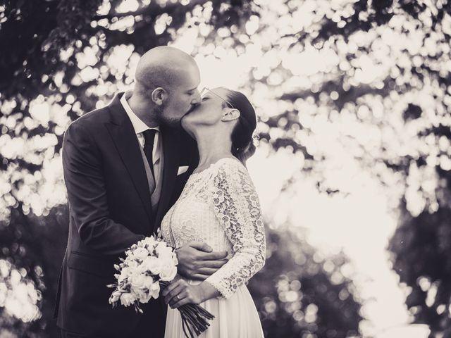 Il matrimonio di Matteo e Manuela a Erbusco, Brescia 35